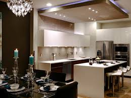 Kitchen Ceiling Lights by Fall Ceiling Design For Kitchen Home Decorating Interior Design