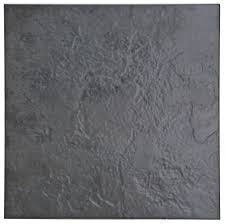 cirque black stone effect ceramic floor tile pack of 9 l 333mm