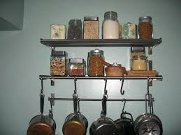 shelves kitchen wall wall shelves and kitchen island hack bakers