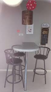 stehtisch küche stehtisch mit 4 hocker für küche bar in seeheim jugenheim