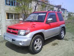1999 mitsubishi pajero io photos 1 8 gasoline automatic for sale