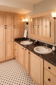 Marble Design For Kitchen by Furniture Awesome Bertch Cabinets With Kitchen Island And Pendant