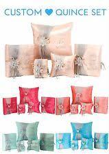 quinceanera albums quinceanera pillow ebay