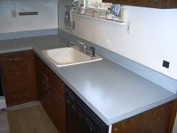 kitchen livelovediy how to paint tile countertops kitchen black