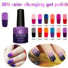 ibn high quality soak off nail gel polish one step gel polish