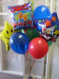 baloon bouquet balloon bouquet in peru ny apple blossom florist