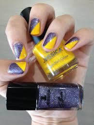 obsession lacquer tiedye nail art 9 nail art ideas for lazy girls