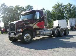 volvo haul trucks for sale volvo vhd64 2009 daycab semi trucks