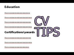 Cv Or Resume Important Tips About Cv Or Resume And My Cv Format Gift Youtube