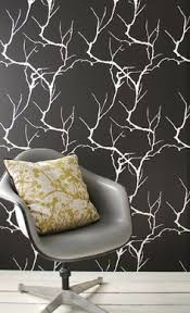 Wallpapers For Interior Design by Black Floral Texture Pattern Design Wallpaper 1920x1200 341