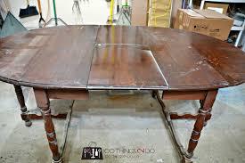antique drop leaf gate leg table drop leaf gate leg table makeover 100 things 2 do