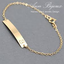 Name Plates Jewelry 722 Best 14k Gold Filled Hand Stamped Jewelry Images On Pinterest