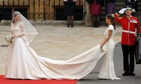 wedding dress maker the duchess of cambridge s wedding dress maker talks creating the gown