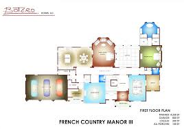 french country manor iii botero homes