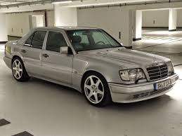 mercedes benz w124 e500 limited edition benz mercedes benz and cars