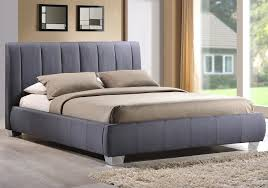 Grey King Size Bed Frame Abdabs Furniture Braunston Fabric Bed Frame King Size