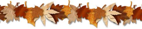 thanksgiving leaves clipart leaves garland cliparts free download clip art free clip art