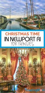 Rhode Island Where To Travel In December images Christmas in newport rhode island holidays travelingmom jpg