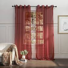 Saffron Curtains Catchy Country Sheer Curtains Ideas With Country Cottage Curtain