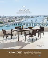 Todays Pool And Patio Brown Jordan Flex Collection Today U0027s Patio Magazine Ad Today U0027s
