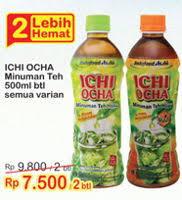 Teh Ichi promo harga ichi ocha teh terbaru minggu ini hemat id