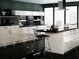 and black kitchen ideas black n white kitchen kitchen and decor