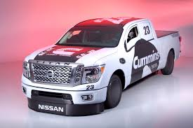 nissan titan engine life nissan titan xd to begin land speed record attempts as part of