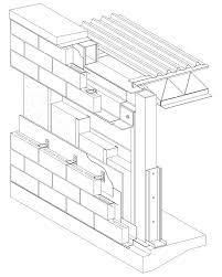 concrete block home ideas blog minimalist house transparent glass
