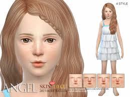 sims 4 kids hair kids kids kids skórki włosy oczy skintone hairs eyes make