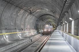 tunnel gotthard base tunnel opens for passenger transport siemens