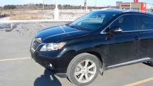 lexus rx 350 mpg 2010 lexus rx 350 review after 100 000 km 60 000 miles youtube