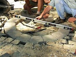 Backyard Stone Fire Pit by How To Build A Round Stone Fire Pit How Tos Diy