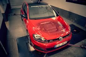 volkswagen modified bbm motorsport volkswagen golf vii gti plus modified autos world