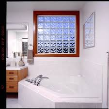 Glass Block Bathroom Ideas by I Wonder How Difficult It Would Be To Add A Line Or Two Of Tiles
