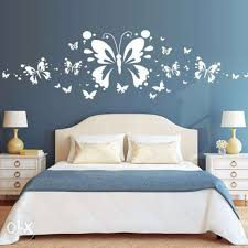 wall painting designs for bedrooms home interior design ideas