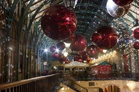 the best places for christmas shopping in london urban chic