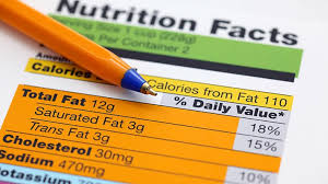 how to decode a nutrition label to lose weight everydayhealth com