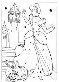 printable 45 princess cinderella coloring pages 3547 princess