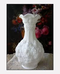 White Glass Vase Vintage 66 Best Milk Glass Imperial Images On Pinterest Milk Glass