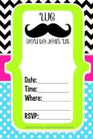 cool free printable birthday invitation template free printable