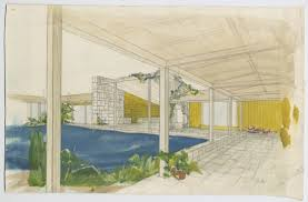 cliff may house art design architecture museum at ucsb features carefree