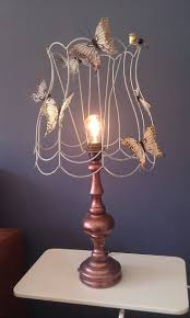 29 best lamps diy images on pinterest diy diy lamps and projects some simple wire becomes a blank canvas to make this lamp all your own