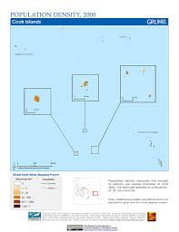 Palau Map Maps Population Density Grid V1 Sedac