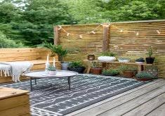 Best 25 Small Patio Decorating by Awesome Small Patios Ideas How To Make A Back Garden Without Grass