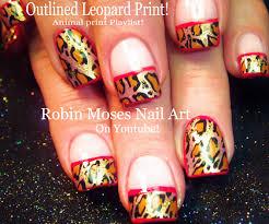 easy thanksgiving nail art designs robin moses nail art september 2015
