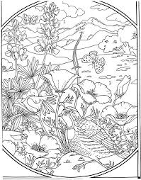 free printable coloring pages for adults landscapes free printable landscape coloring pages for adults plussy info