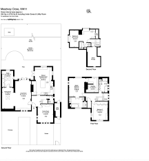cul de sac floor plans godfrey u0026 barr estate agents full details for meadway close