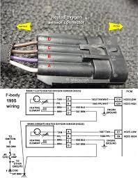 gm o2 sensor wiring diagram gm wiring diagrams instruction