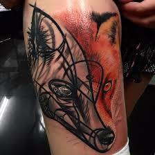 fourteen fancy fox tattoos u2022 perfect tattoo artists