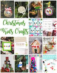 christmas kids crafts mmm 412 block party keeping it simple
